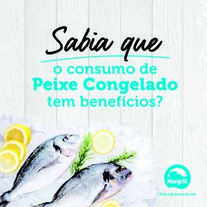 Benefícios Peixe Congelado